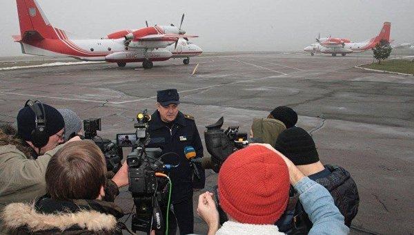 ВГосЧС поведали , как украинские экипажи помогали тушить пожары вИзраиле
