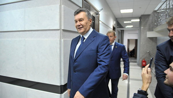 Виктор Янукович в Ростове-на-Дону