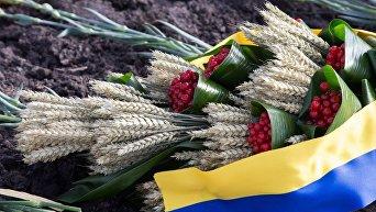 День память жертв голодомора в Украине. Архивное фото