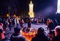 Мероприятия в память о жертвах Голодомора в Киеве