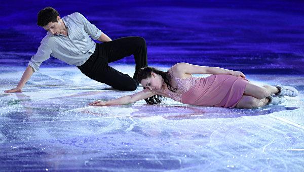 Тесса Вирчу и Скотт Мойр (Канада). Архивное фото
