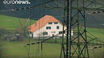 Швейцарцы отвергли инициативу зеленых по вопросу АЭС