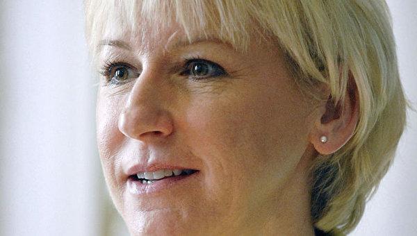 Швеция поддерживает продление ограничений— Санкции противРФ