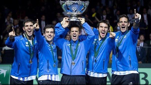 Сборная Аргентины и Кубок Дэвиса