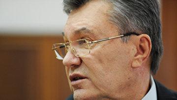 """""""Пришьют"""" ли Януковичу госизмену?"""