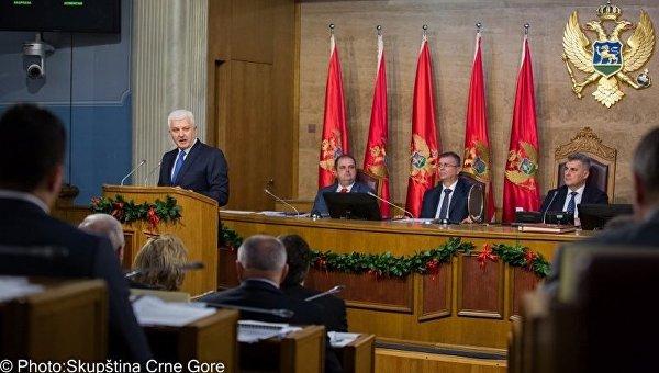 Новый состав правительства Черногории
