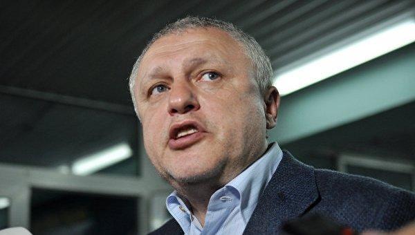 Президент ФК Динамо (Киев) Игорь Суркис. Архивное фото
