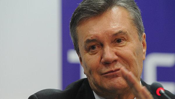 Янукович назвал проведенные в Российской Федерации годы самыми тяжелыми вжизни