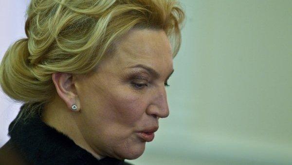 Генеральная прокуратура вызывает надопрос экс-министра Богатыреву