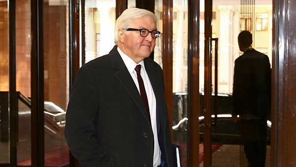 Ф.-В.Штайнмайер назвал тяжелыми переговоры глав МИД «нормандской четверки»