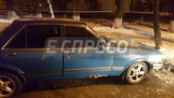 ВКиеве сострельбой задержали нетрезвого  водителя