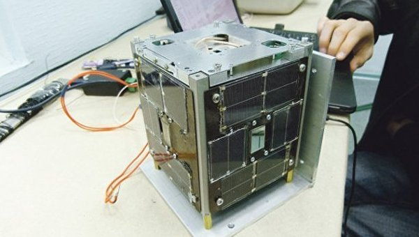 Киевский политех вывел наоколоземную орбиту собственный наноспутник