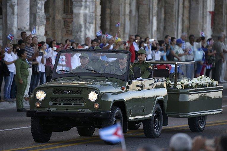 ВАТОР ожидают рост туристического роста кКубе после смерти Фиделя Кастро