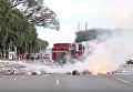Заморозка госрасходов на 20 лет: столкновения у бразильского парламента. Видео