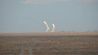 Учения ВСУ с ракетными стрельбами возле Крыма