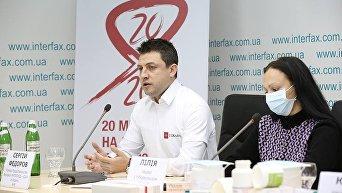 Председатель представительства Фонда АНТИСПИД-США в Украине, AHF Сергей Федоров