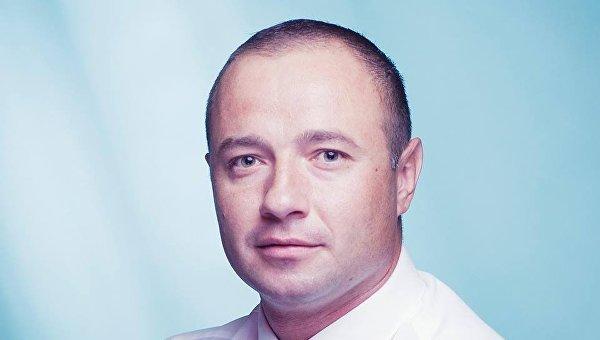 Директор сети аптек Фармация Руслан Свитлый.
