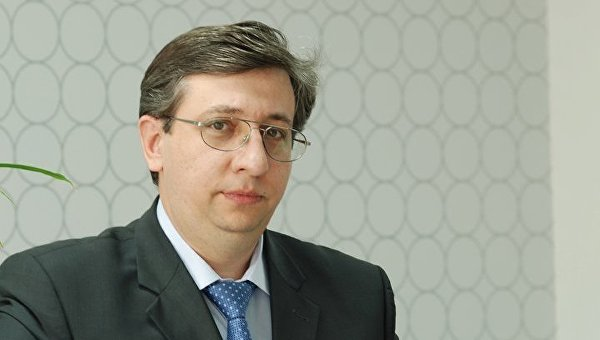 Эксперт в банковской отрасли Игорь Шевченко.