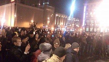 Дежавю на Банковой: соцсети о митинге и оцеплении под АП