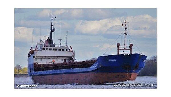 Пограничники задержали грузовое морское судно, которое незаконно зашло впорт Крыма