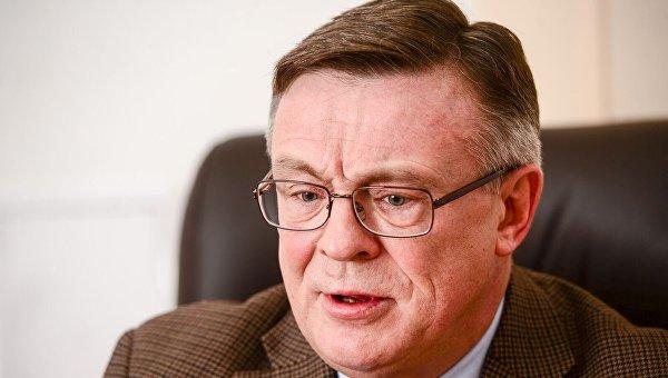 Экс-министр иностранных дел Леонид Кожара