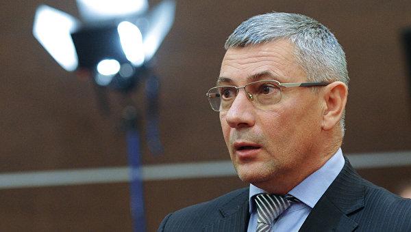 Бывший командующего внутренними войсками Украины Станислав Шуляк