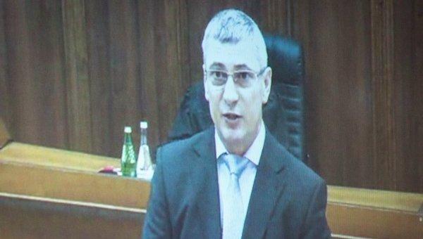 Видеодопрос экс-командующего внутренних войск МВД Украины Станислава Шуляка