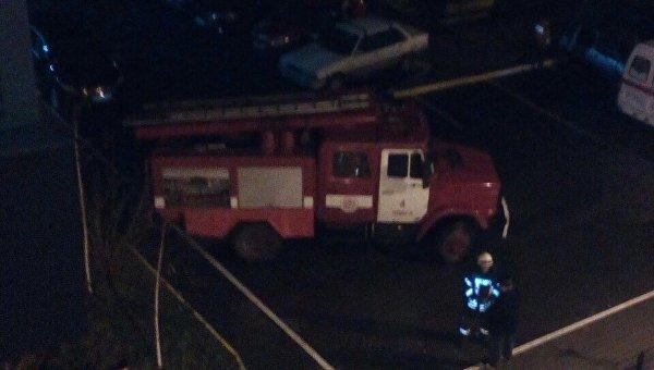 ВОдессе погибла женщина ичетверо детей врезультате сильного возгорания