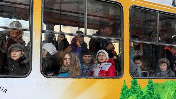 ВКиеве подорожал проезд вгородских ипригородных маршрутках