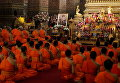 Коронация принца Таиланда