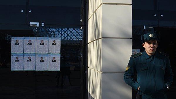 Внеочередные выборы президента пройдут вУзбекистане