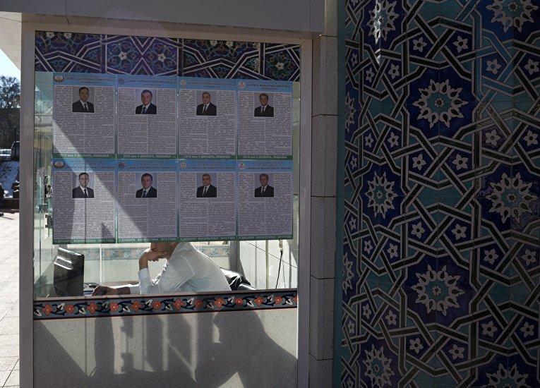Около 118 тыс. жителей Узбекистана приняли участие в преждевременном голосовании