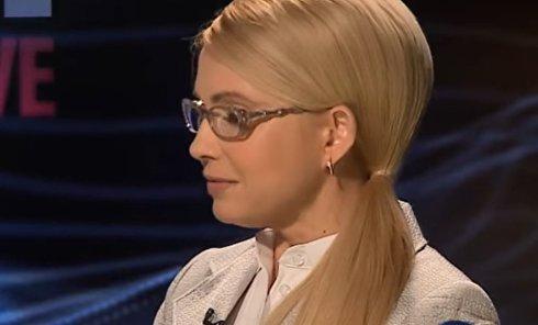 Тимошенко: операция Шатун - посмешище всей страны. Видео