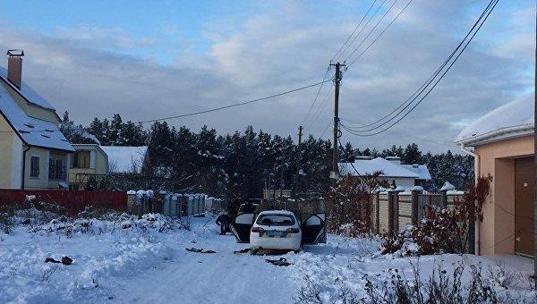 В Киевской области при перестрелке госслужбы охраны и полиции погибли 5 человек