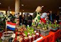 Рождественская благотворительная ярмарка в рижской Ратуше