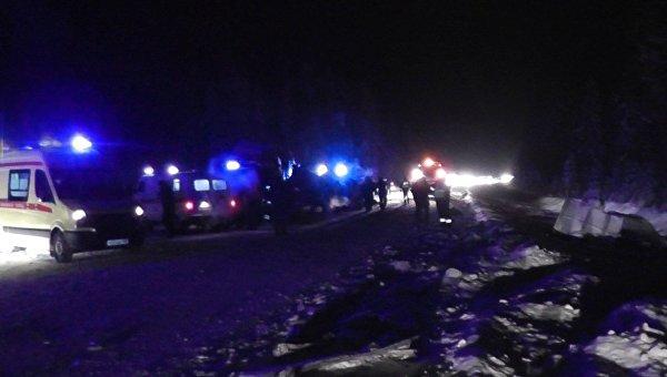 В результате дорожной аварии в ХМАО погибли дети