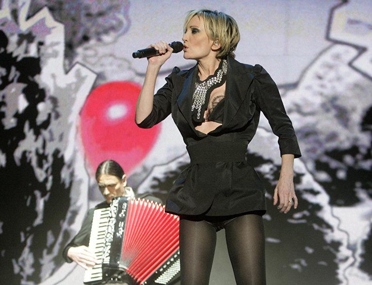 Вдень 50-летия Патрисия Каас выпустила юбилейный альбом