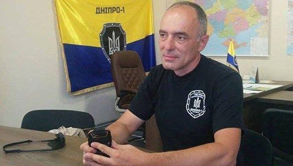 Волонтер Юрия Касьянов
