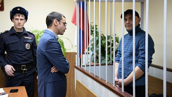 Обвиняемый вподготовке терактов вКрыму отказался отпризнаний