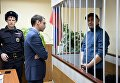 Рассмотрение вопроса о продлении срока содержания под стражей Е. Панова и А. Захтея
