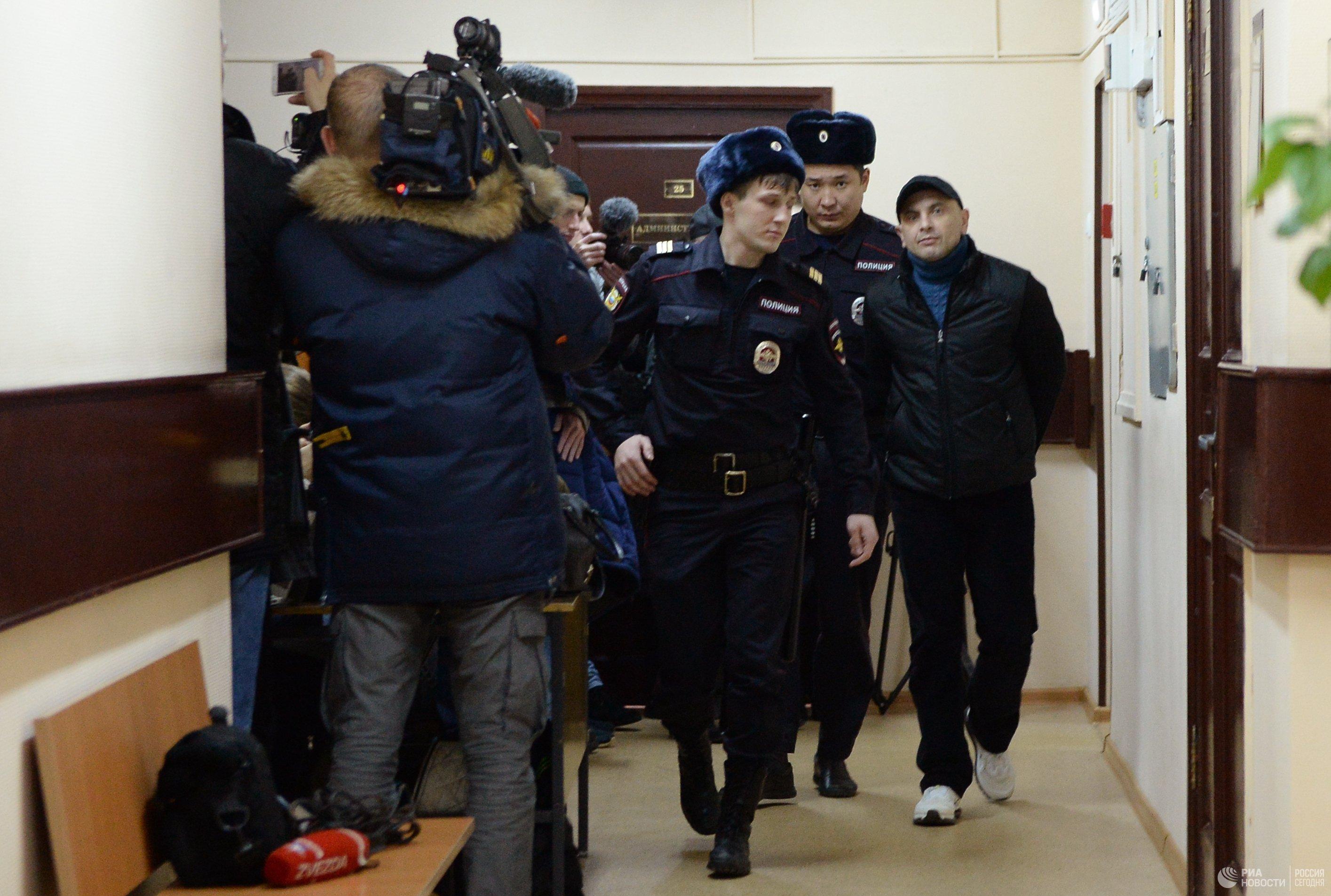 Гражданин Крыма Андрей Захтей непризнал вину вподготовке терактов наполуострове