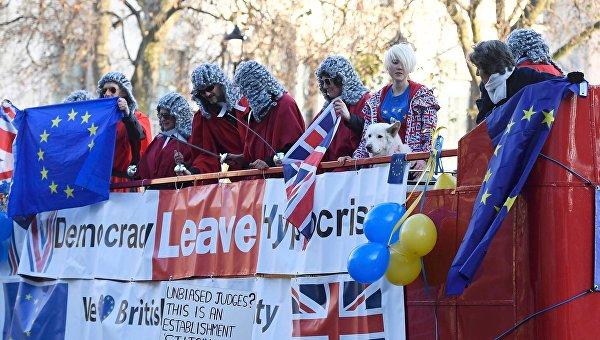 Верховный суд Великобритании рассматривает апелляцию руководства нарешение поBrexit