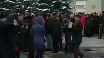 В Броварах простились с погибшими в Княжичах правоохранителями