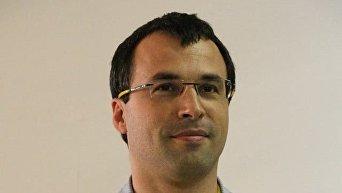 Председатель правления общественной организации Моя дорога, бывший глава дорожного департамента Министерства инфраструктуры Украины Роман Хмиль
