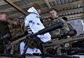 Петр Порошенко открыл тренировочный центр сил специальных операций ВСУ