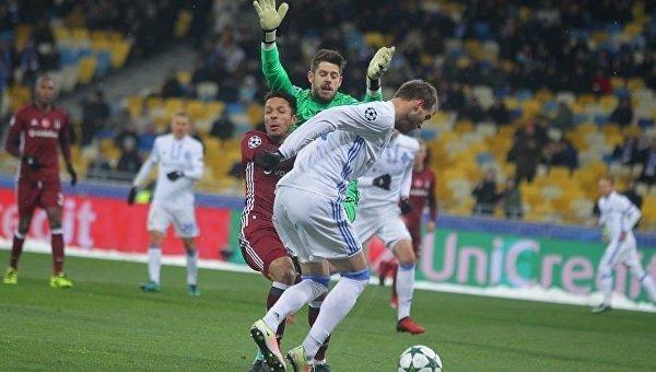 УЕФА обвинил «Динамо» иоткрыл дисциплинарное дело