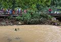 Последствия наводнения в Таиланде