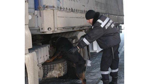 Украинские водители организовали хитрый канал незаконных перевозок в Российскую Федерацию через Крым— СБУ