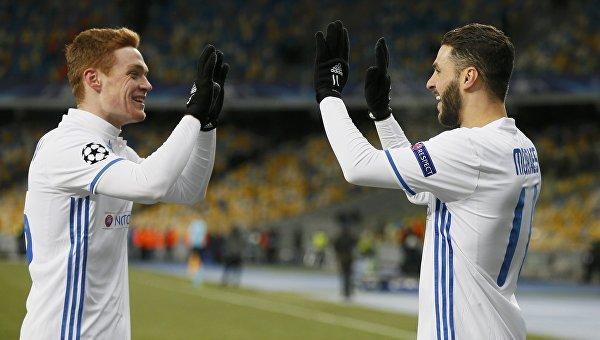Киевское Динамо в последнем матче группового этапа Лиги чемпионов выиграло у турецкого Бешикташа. Матч, прошедший во вторник вечером на НСК Олимпийский, закончился со счетом 6:0.