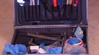 Полиция нашла квартиру с вещами Николая Азарова
